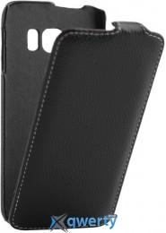 MELKCO Samsung G925/S6 EDGE Jacka Type (Черный) купить в Одессе