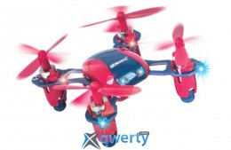 UDIRC 2,4 GHz 40мм мини 3.7V 100mAh Li-Po 4Ch Indoor and Outdoor Flight Mode Red купить в Одессе