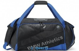 Спортивная сумка BMW Athletics Performance Duffle Bag 2015 (80222361131)