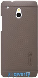 NILLKIN HTC ONE mini (M4) - Super Frosted Shield (Brown) (Коричневый) купить в Одессе