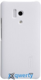NILLKIN Huawei Honor III - Super Frosted Shield (White) (Белый) купить в Одессе