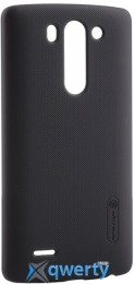 NILLKIN LG Optimus G3 S (Beat) - Super Frosted Shield (Черный) купить в Одессе