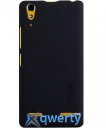 NILLKIN Lenovo A6000 - Super Frosted Shield (Черный) купить в Одессе