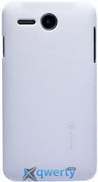 NILLKIN Lenovo A680 - Super Frosted Shield (Белый) купить в Одессе