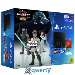 Sony PlayStation 4 500 GB + Disney INFINITY3.0 купить в Одессе