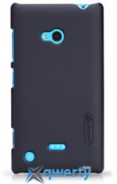 NILLKIN Microsoft Lumia 720 - Super Frosted Shield (Черный) купить в Одессе