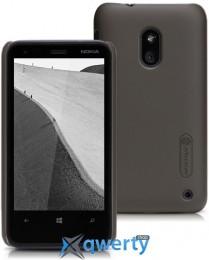 NILLKIN Nokia Lumia 620 - Super Frosted Shield (Коричневый) купить в Одессе