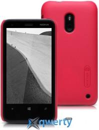 NILLKIN Nokia Lumia 620 - Super Frosted Shield (Красный) купить в Одессе