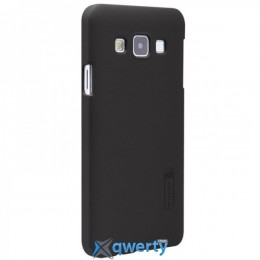 NILLKIN Samsung A3/A300 - Super Frosted Shield (Черный)