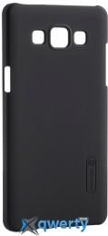 NILLKIN Samsung A5/A500 - Super Frosted Shield (Черный) купить в Одессе