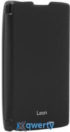 VOIA LG Leon - Flip Case (черный) купить в Одессе