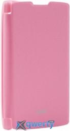 VOIA LG Leon - Flip Case (розовый) купить в Одессе