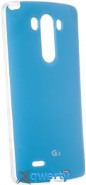 VOIA LG Optimus G 3 - Jell Skin (синий) купить в Одессе