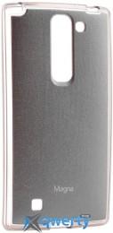 VOIA LG Optimus Magna - Jell Skin (серебристый) купить в Одессе