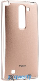 VOIA LG Optimus Magna - Jell Skin (золотистый) купить в Одессе