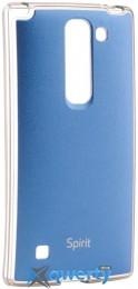 VOIA LG Optimus Spirit - Jell Skin (синий) купить в Одессе