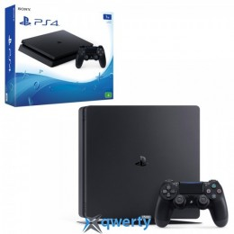 Sony Playstation 4 1TB slim + MAFIA + The Witcher 3: Wild Hunt - Blood and Win