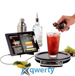 BROOKSTONE Perfect Drink App-Controlled Smart Bartending(BRSMDRIN)