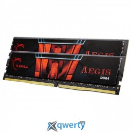 G.Skill 32 GB (2x16GB) DDR4 2133 MHz Aegis (F4-2133C15D-32GIS)