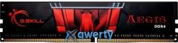 G.Skill DDR4-2133 16384MB PC4-17000 Aegis (F4-2133C15S-16GIS)