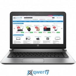 HP ProBook 430 (V5F08AV_SSD256)  Black-Silver
