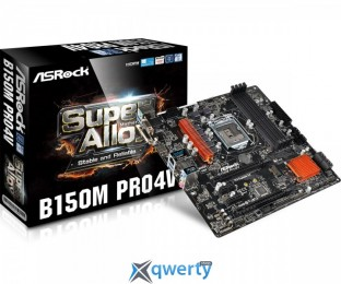 ASROCK B150M Pro4V