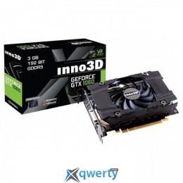 Inno3D GeForce GTX 1060 3 GB Compact (N1060-2DDN-L5GN)