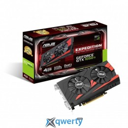 Asus GeForce GTX 1050 Ti Expedition 4096MB (EX-GTX1050TI-4G)