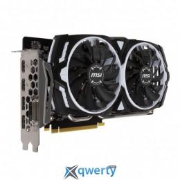 MSI PCI-Ex GeForce GTX 1060 Armor OCV1 3GB GDDR5 (192bit) (1544/8008) (DVI, 2 x HDMI, 2 x DisplayPort) (GTX 1060 ARMOR 3G OCV1)