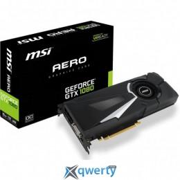 MSI GEFORCE GTX1080 8192MB AERO OC (GTX 1080 AERO 8G OC)