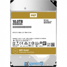 Western Digital Gold 10TB 7200rpm 256MB WD101KRYZ