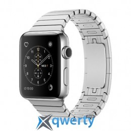 Apple Watch Series 2 MNPT2 42mm Stainless Steel Case with Silver Link Bracelet