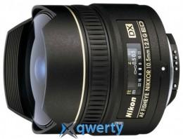 Nikon 10.5mm f/2.8G Fisheye DX ED AF-S