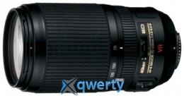 Nikon 70-300mm f/4-5.6G AF Black