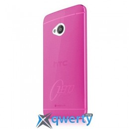ITSKINS ZERO.3 for HTC One (M7) Pink (HTON-ZERO3-PINK)