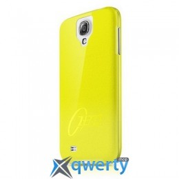 ITSKINS ZERO.3 for Samsung Galaxy S4 mini Yellow (SG4M-ZERO3-YELW)
