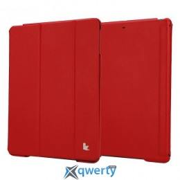 JISONCASE Executive Smart Case for iPad Air Red (JS-ID5-01H30)