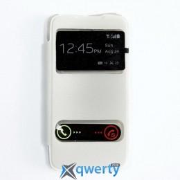 LENOVO Folio Case BC SmartWindow for Lenovo S820 White (FCBCSWLS820W)
