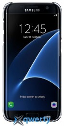 SAMSUNG S7 edge/G935 - Clear Cover черный