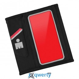 YURBUDS iPhone 5 Ergosport Armsleeve Black/Red (YBIMARMS00BNR)