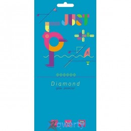 JUST Diamond Glass Protector 0.2mm for iPhone 5/5S/5С/SE (JST-DMDGP-IP5)