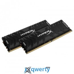 Kingston DDR4-3000 32768MB PC4-24000 (Kit of 2x16384) HyperX Predator Black (HX430C15PB3K2/32)