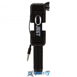 JUST Selfie Stick Mini Black (SLF-STKMN-BLK)