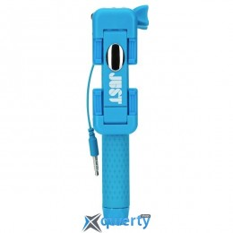 JUST Selfie Stick Mini Blue (SLF-STKMN-BLUE)