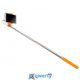 JUST Selfie Stick Mini Orange (SLF-STKMN-ORG)