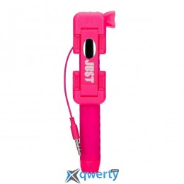 JUST Selfie Stick Mini Pink (SLF-STKMN-PNK)