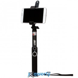 JUST Selfie Stick PRO Water Set (SLF-STKPW-BLK)