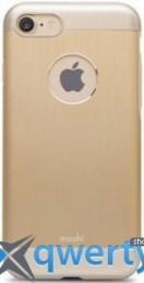 iGlaze Armour Metallic Case Satin Gold for iPhone 7 (99MO088231)