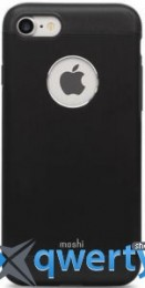 Moshi iGlaze Armour Metallic Case Onyx Black for iPhone 7 (99MO088004)