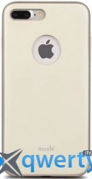 Moshi iGlaze Slim Lightweight Snap-On Case Mellow Yellow for iPhone 7 Plus (99MO090721)